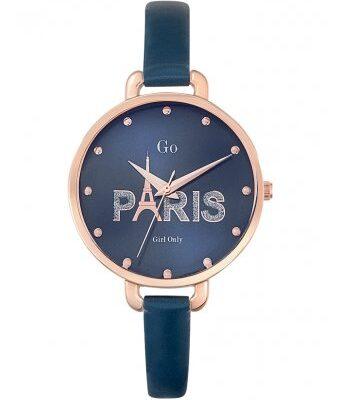 Relojería puntual, Go Eblouis-Moi Paris